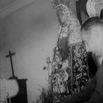 Cazorla, una custodia natural con el viril de la Virgen de Tíscar