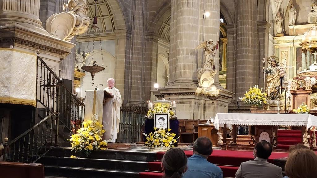 Cristianos Obreros de Acción Católica animan la novena de Manuel Lozano «Lolo»