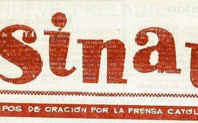 """Lourdes-""""Sinaí""""-Lolo: desde entonces hasta hoy (XLVI)"""