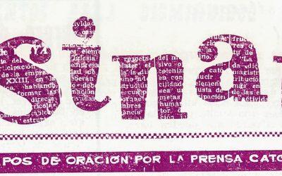 """Lourdes-""""Sinaí""""-Lolo: desde entonces hasta hoy (XLVII)"""