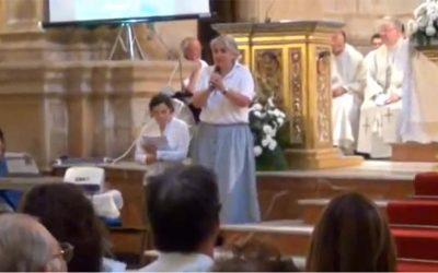 Misioneras Servidoras del Evangelio bajo la protección del beato Lolo