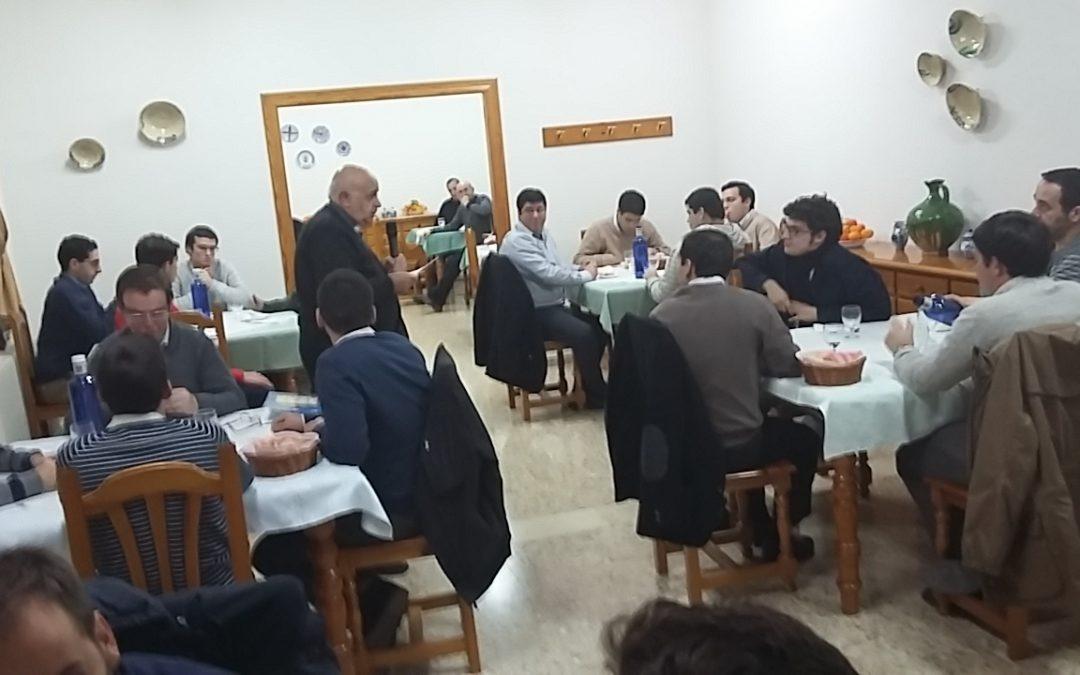 """Los seminaristas y el Beato """"LOLO"""""""