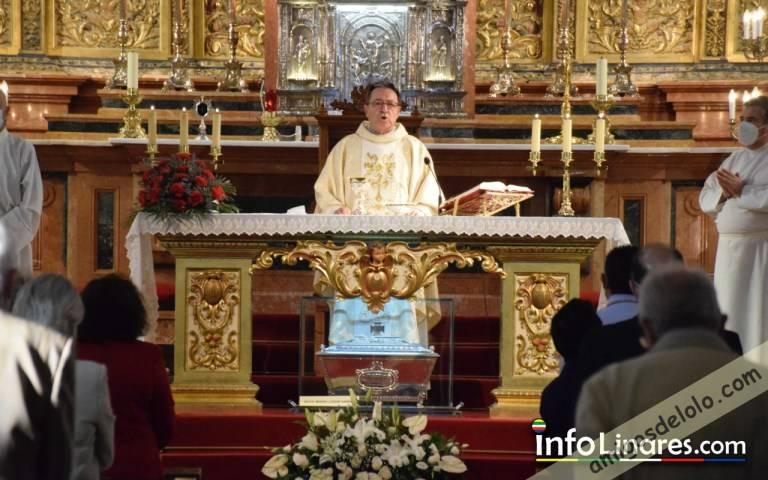 """Misa de celebración del décimo aniversario de la Beatificación del linarense """"Lolo"""""""