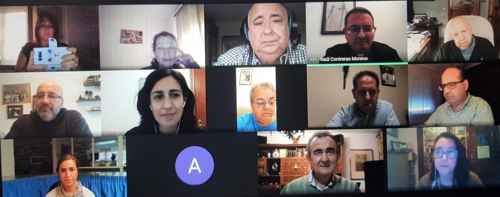 Reunión de trabajo de la Comisión del Centenario del Beato Lolo