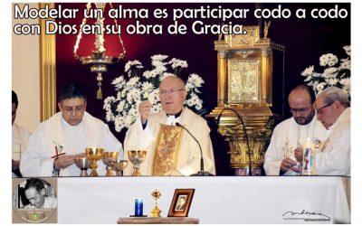 Celebramos la festividad de Nuestra Señora de Lourdes, con el beato Lolo