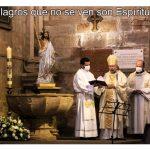 Los milagros que no se ven son Espíritu Santo (TarjeCita del Beato Lolo)