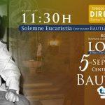 Retransmisión de la Apertura del Centenario de Lolo en @Tveocomarca