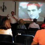 Conferencia sobre el beato Lolo en Santa María de Linares