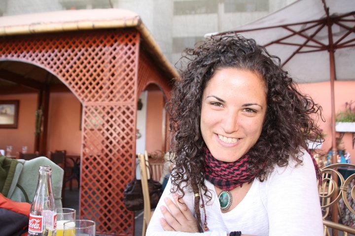 Entrevistamos a Cristina Sánchez, VI premio Lolo de Periodismo Joven