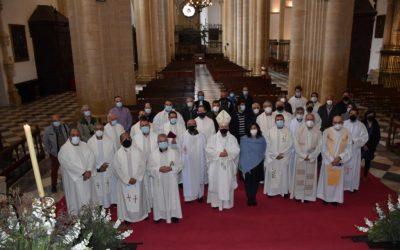 Los consiliarios de Acción Católica conocen más sobre la figura del Beato Lolo
