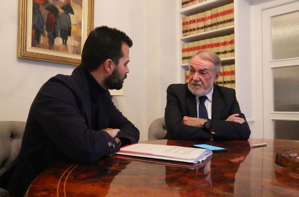 Entrevistamos a David Vicente, XII premio Lolo de Periodismo Joven