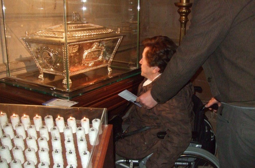 Encuentro de la 'Hospitalidad de Lourdes' en Linares