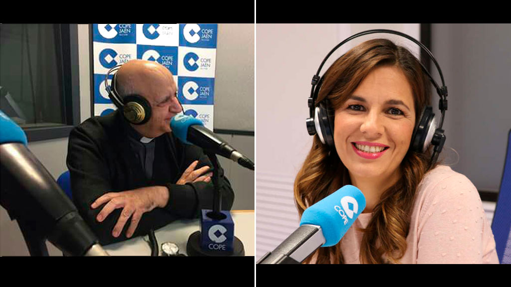 Irene Pozo entrevista a Rafael Higueras en La Linterna de la Iglesia