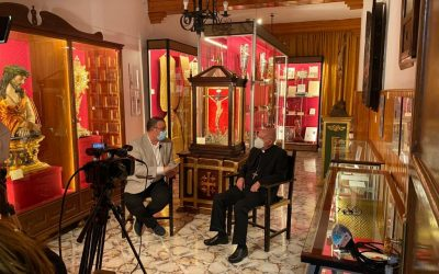 Vídeo de la retransmisión de la Apertura del Centenario de Lolo en @Tveocomarca