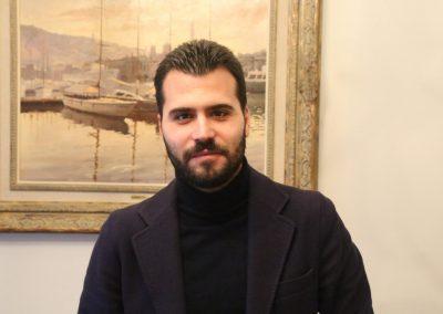 David Vicente, XII premio Lolo de Periodismo Joven