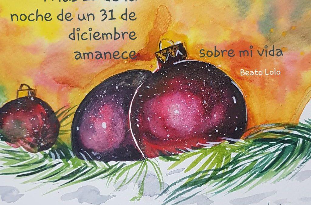 Feliz y Esperanzado año nuevo con el Beato Lolo