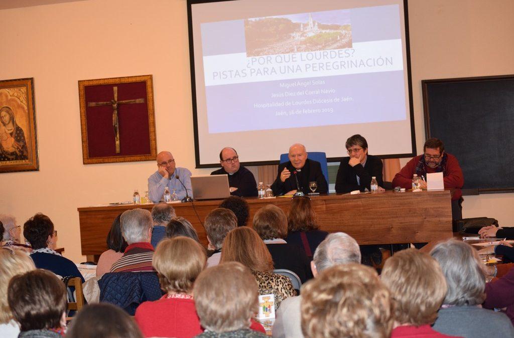 Multitudinaria respuesta de los Agentes de Pastoral de la Salud de Jaén
