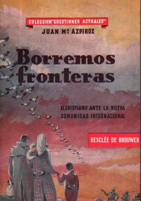 Borremos fronteras