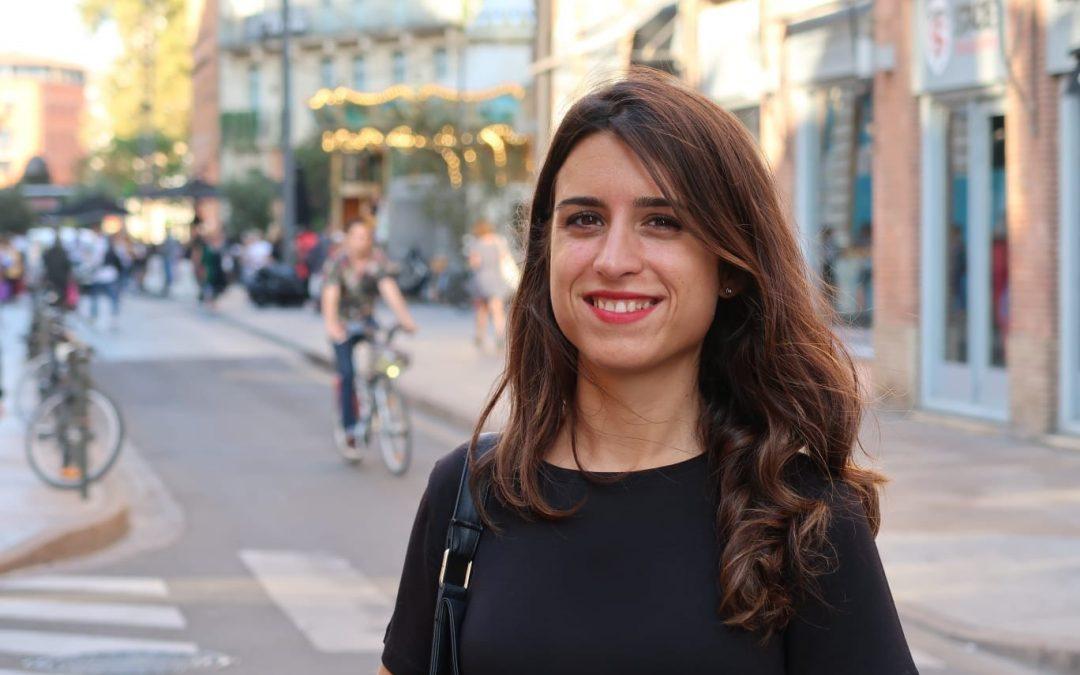 """Laura Ramírez, redactora de Europa Press, Premio """"Lolo"""" de periodismo de UCIPE"""