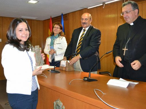 Laura Daniele, V premio Lolo de Periodismo Joven