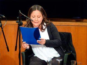 Laura Daniele V premio Lolo de Periodismo Joven