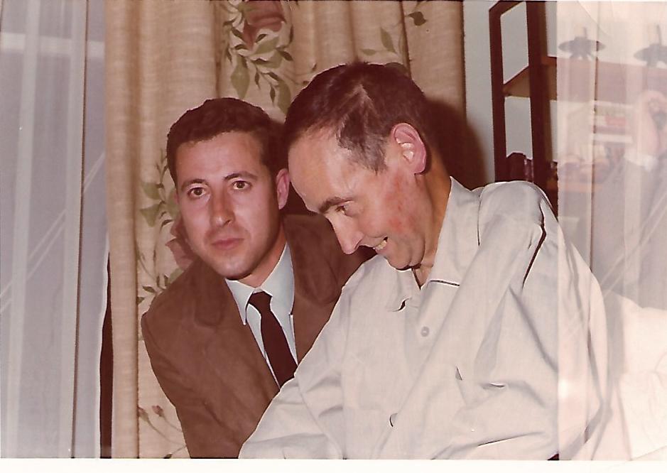 José Utrera Infantes, un amigo de Lolo