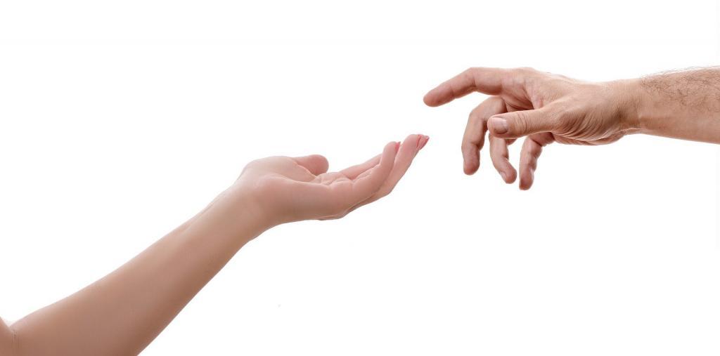 El espectáculo de las manos