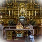 Misa por el 100 cumpleaños del beato Lolo en la Basílica de Santa María