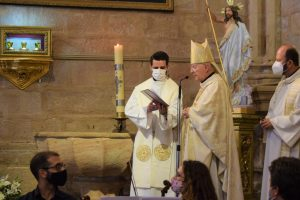 Obispo de Jaén, misa de apertura Centenario beato Lolo