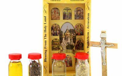 Las cosas de nuestro uso, en el camino de la pasión Del pan a la madera de la Cruz pasando por el vino y el aceite