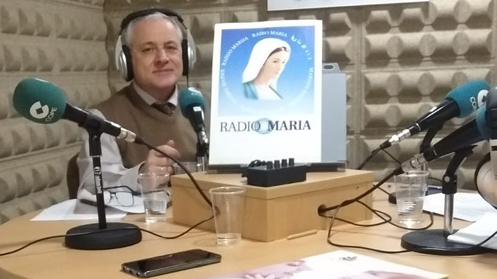 El beato Lolo en Radio María