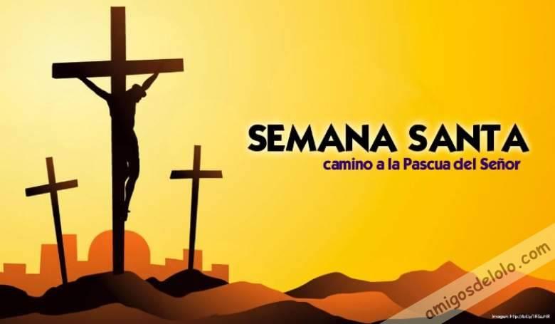 Lolo en Semana Santa; Lolo y la Semana Santa