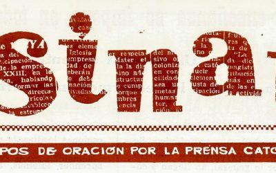 "Lourdes-""Sinaí""-Lolo: desde entonces hasta hoy (XXXV)"