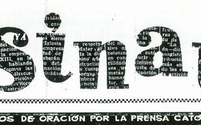 "Lourdes-""Sinaí""-Lolo: desde entonces hasta hoy (XXIII)"