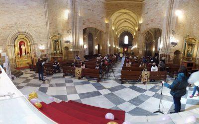 Cientos de niños de toda la Diócesis participan en el X encuentro virtual