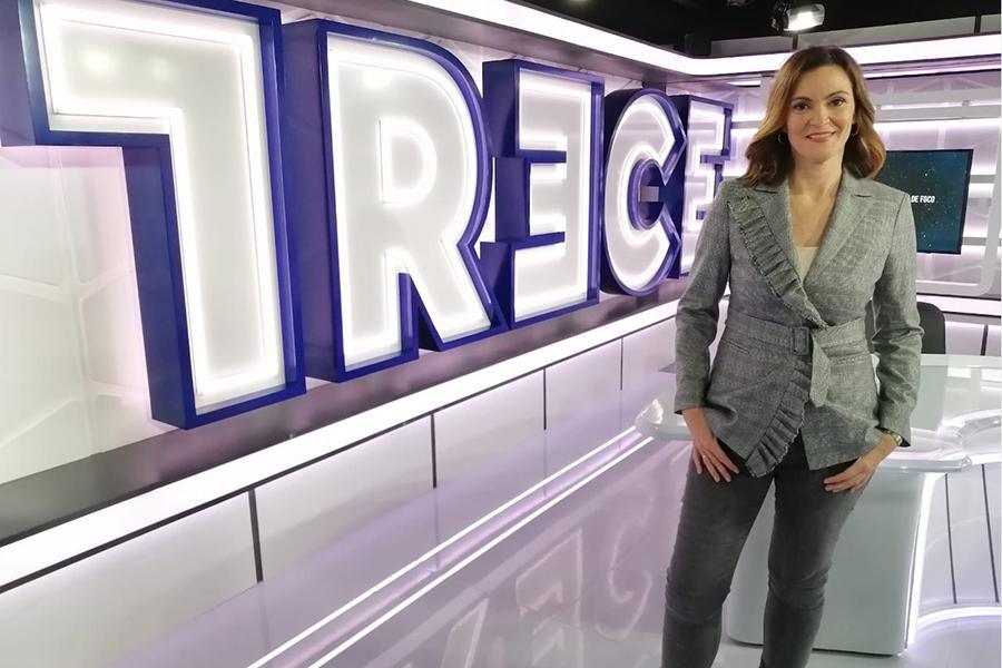Ana Medina: «Dios ha alentado en mí usar los medios de comunicación para construir puentes»