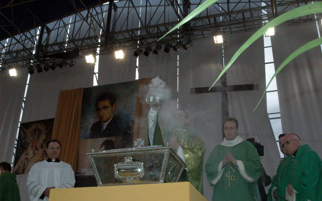 Acción de Gracias por la Beatificación de Manuel Lozano Garrido