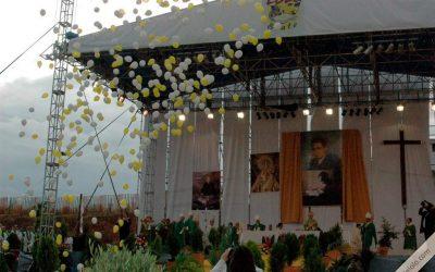 Ceremonia de Beatificación de Manuel Lozano Garrido 'Lolo'