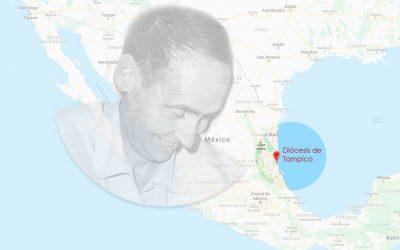 Capilla dedicada al beato Lolo en Tampico