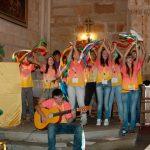 Presencia de LOLO en la Jornada Mundial de la Juventud (JMJ, Madrid 2011)