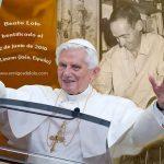 Carta Apostólica de S. S. Benedicto XVI
