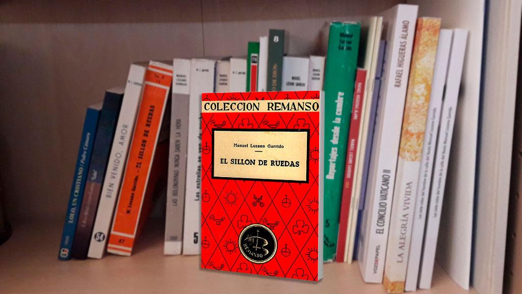 Biblioteca Manuel Lozano Garrido: el sillón de ruedas