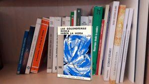 Biblioteca Manuel Lozano Garrido: Las golondrinas nunca saben la hora