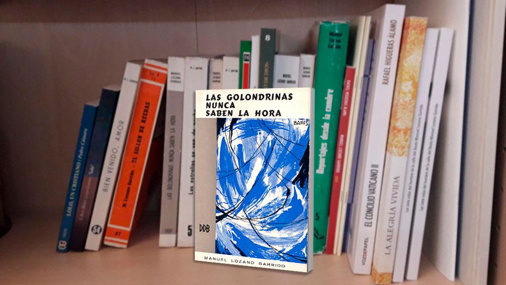 Libros de Lolo (4): Las golondrinas nunca saben la hora
