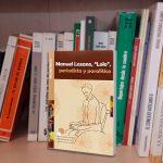Manuel Lozano «Lolo», periodista y paralítico
