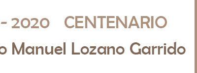 En el centenario de «Lolo»: Beato Manuel Lozano Garrido (ReL)