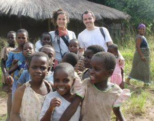 Cristina Sánchez Aguilar VI premio Lolo de Periodismo Joven en África