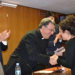 "Cristina Sánchez recibe el VI premio ""Lolo"" de periodismo joven de UCIPE"