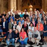 67 personas sordas de toda Andalucía se reúnen en Jaén en torno a la fe