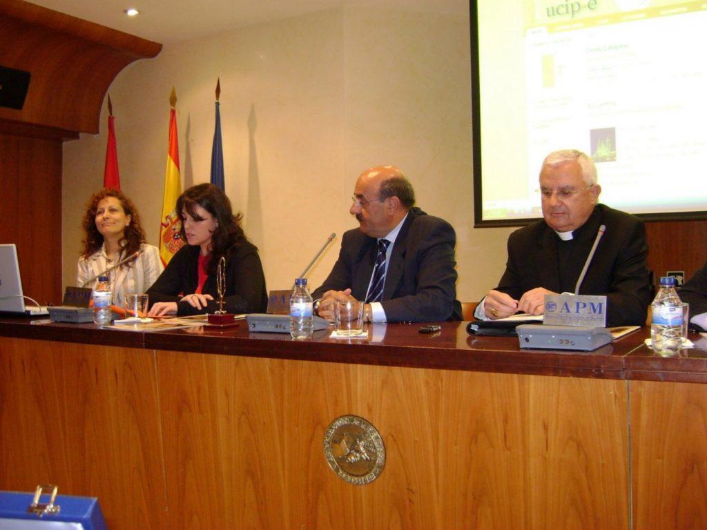 Intervención de María Gómez tras recibir el premio Lolo